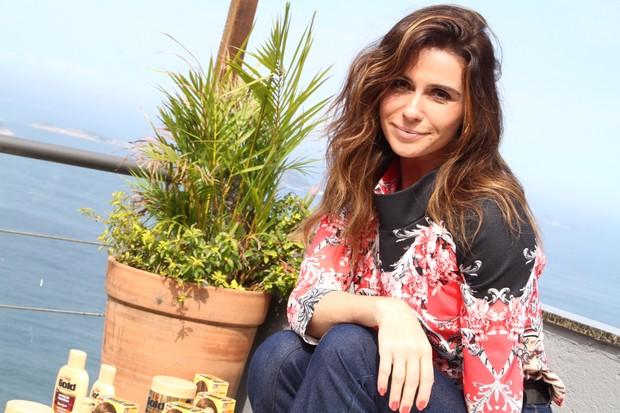 Giovanna Antonelli (Foto: Anderson Borde / AgNews)