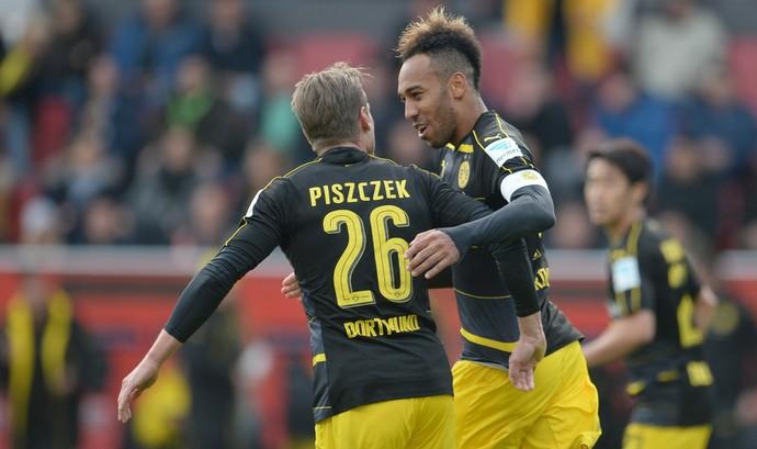Aubameyang Borussia Dortmund (Foto: EFE)