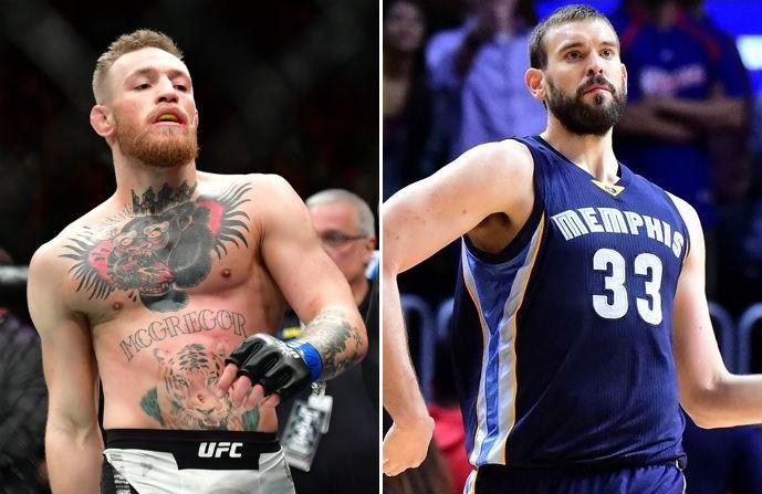BLOG: Craque da NBA imita caminhada de McGregor ao comemorar cesta decisiva