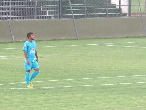 Rafinha, Treino seleção sub-20 (Foto: Marcelo Baltar / Globoesporte.com)