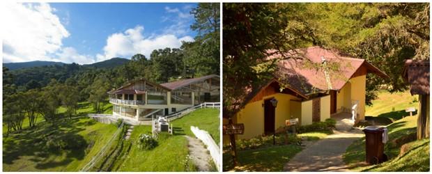 Hotel Cabeça de Boi (Foto: Divulgação)