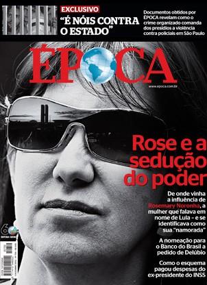 Capa da revista ÉPOCA - edição 759 (Foto: Reprodução/Revista ÉPOCA)