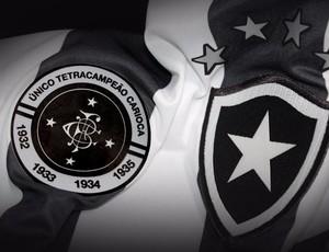 Botafogo homenagem tetra carioca