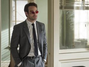 Charlie Cox vive o protagonista da série, Matt Murdock (Foto: Divulgação)