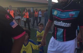 Na estreia de Adriano, Miami United é atropelado pelo Miami Fusion: 5 a 0
