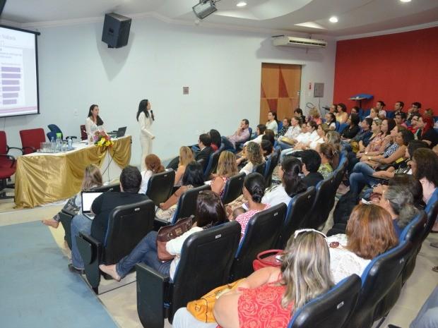 Melhorias nos atendimentos obstétricos são discutidas em Cacoal, RO (Foto: Magda Oliveira/G1)