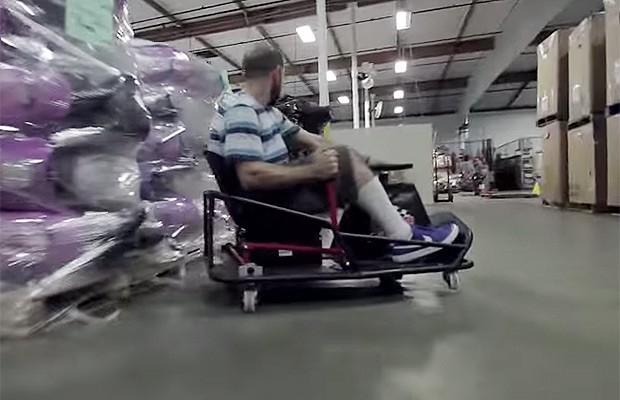 Crazy Cart XL (Foto: Reprodução)