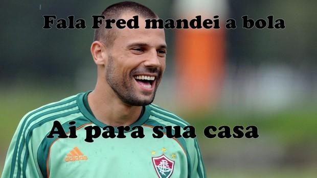 Zoação Cavalieri, Botafogo x Fluminense