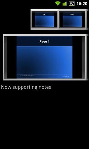 Remote PowerPoint OpenOffice