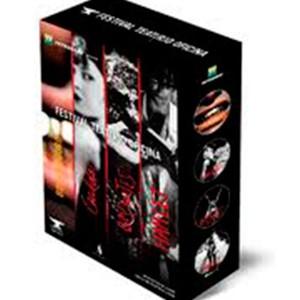 O box traz sete DVDs com espetáculos da companhia (Foto: Divulgação)