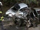 Acidente na rodovia Tancredo de Almeida Neves mata uma pessoa