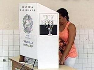 Mulheres são mais de 50% do eleitorado da PB (Reprodução/TVCA)