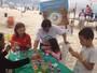 Quiosque da Globo promove atividades socioambientais