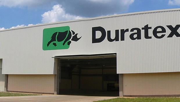 Fábrica da Duratex (Foto: Divulgação)