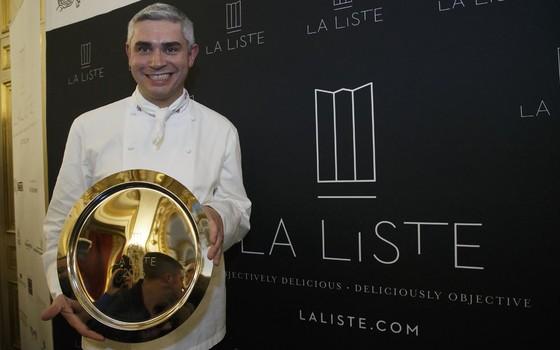 Benoit Voilier, chef de cozinha (Foto: AP)