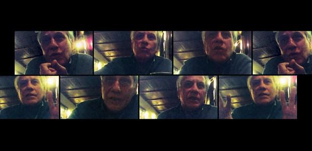 FALOU, SIM O lobista João Augusto Henriques na conversa com ÉPOCA. Ele tentou negar o que dissera num momento de sinceridade, mas foi desmentido pelas gravações (Foto: Reprodução)