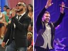 Belo diz que visual de Justin Timberlake inspira roupas de shows: 'Estilo social'