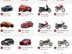 Veja 10 carros e 10 motos mais vendidos em janeiro de 2013