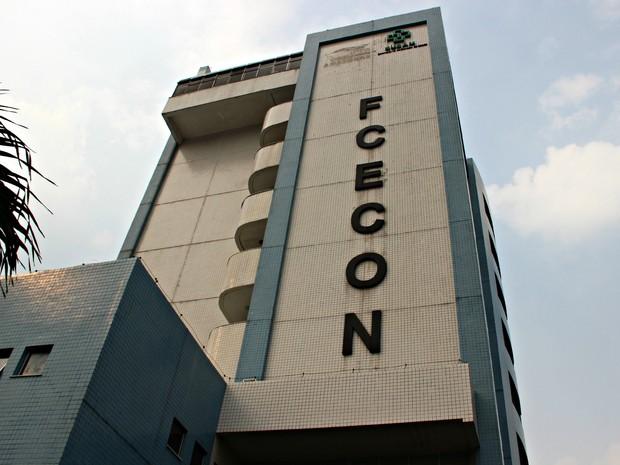 Fundação Centro de Controle de Oncologia do Estado do Amazonas (FCecon) (Foto: Suelen Gonçalves/G1 AM)