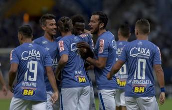 """""""Comissão de frente"""" do Cruzeiro brilha com melhor início desde 2009"""