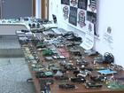 Laboratório para clonar cartões é descoberto em Itatiba
