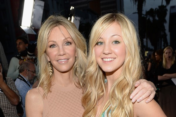Heather Locklear e Ava Sambora (Foto: Getty Images)