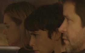 Penúltimo capítulo: Santiago une Nina, Carminha e Tufão