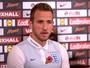 Jogadores ingleses querem flor de papoula no uniforme contra Escócia