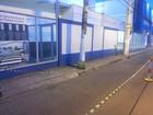 Policiais interditam rua por suspeita de bomba em Juiz de Fora