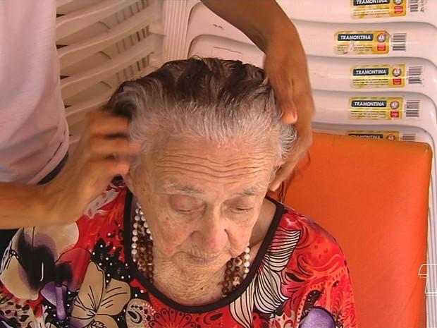 Asilo cuida de aproximadamente 29 idosos. (Foto: Reprodução/ TV Tapajós)