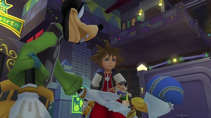 Kingdom Hearts (Foto: Reprodução)