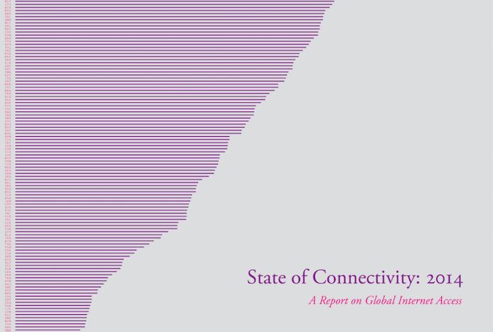 Facebook divulgou seu estudo sobre conexão de Internet no mundo (Foto: Divulgação/Facebook)