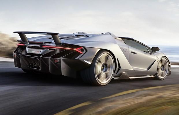 Auto Esporte Novo Lamborghini De R 7 Milh 245 Es Tem Toda