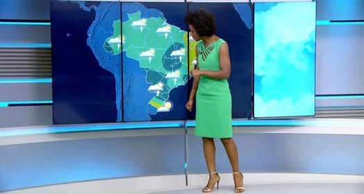 o tempo nas capitais (Reprodução/Globo)