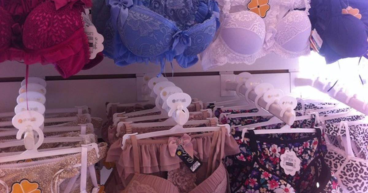 60874f520 G1 - Cidade de Pontalina se destaca entre os polos de moda íntima em Goiás  - notícias em Goiás