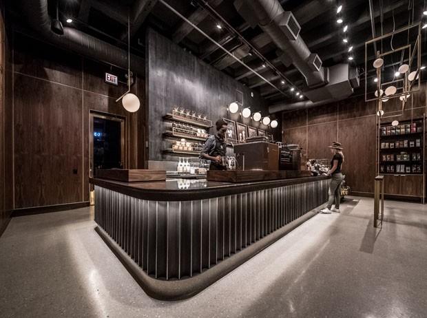 As 9 lojas mais incríveis do Starbucks no mundo (Foto: Starbucks/Divulgação)