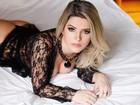 No Paparazzo, Mari Alexandre rasga elogios a Fábio Jr.: 'Bom amante'