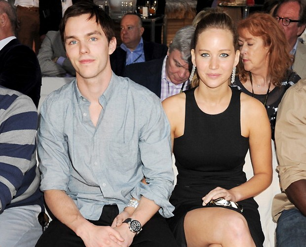 Nicholas e Jennifer (Foto: Getty Images)
