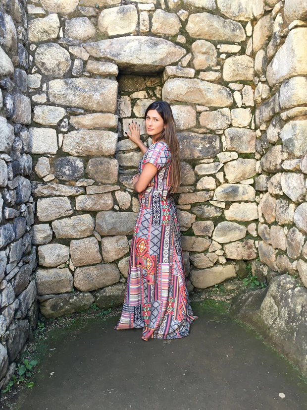 Livia Andrade (Foto: Reprodução / Snapchat)