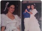 Solange Gomes relembra sua festa de 15 anos: 'Meu pai não apareceu'