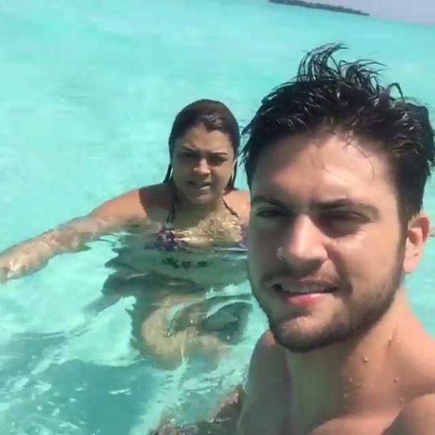 Preta Gil e Rodrigo Godoy (Foto: Reprodução/ Instagram)
