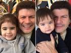 Paulo Ricardo revela seu lazer preferido: 'Ficar com as crianças. Sou pai babão'