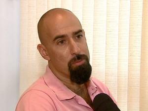 o cientista politico Wagner Molina (Foto: Reprodução/ EPTV)