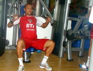 Luis Fabiano - São Paulo (Foto: Site Oficial / saopaulofc.net)