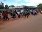 Sem avanços, professores de ed.  física voltam a protestar em Santarém