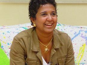 Cida, vencedora do BBB4 (Foto: TV Globo/Divulgação)