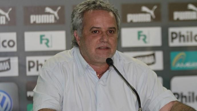 Marcelo Segurado - diretor de futebol do Goiás (Foto: Rosiron Rodrigues / Goiás E.C.)