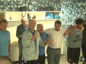 Felipão Grêmio (Foto: Reprodução)