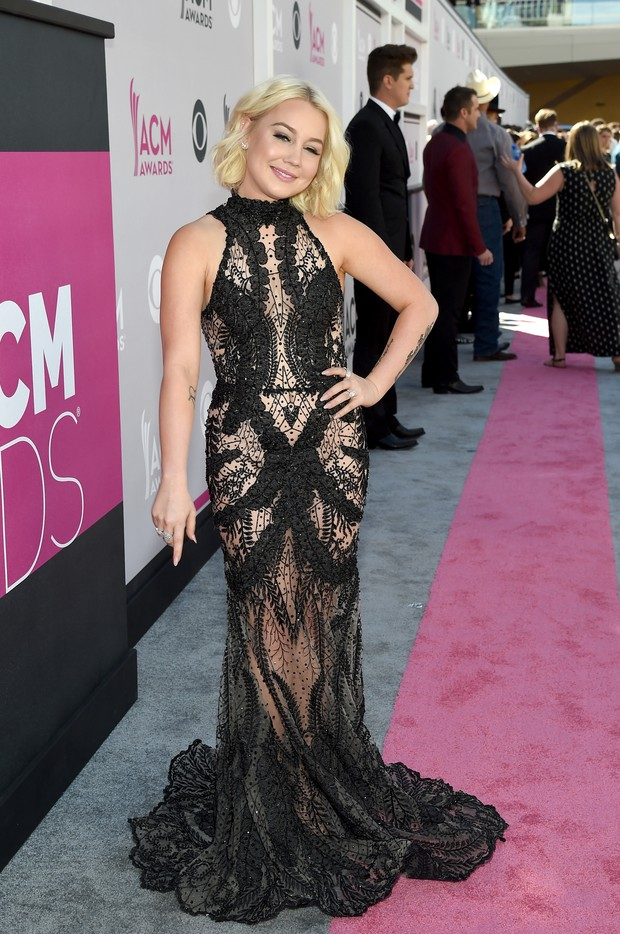 RaeLynn no American Country Music Awards (Foto: Getty Images)