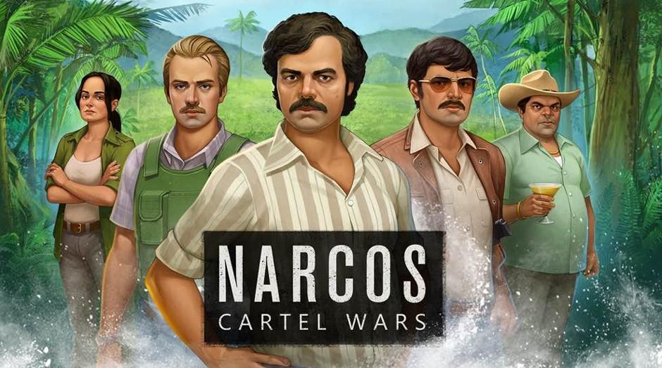 Narcos: série um é um sucesso no Netflix (Foto: Reprodução)